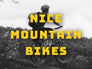 Nice Mountain Bikes